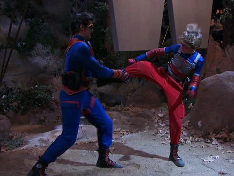 Henry Danger | Short | Kid Dangers vs. Capitan Man