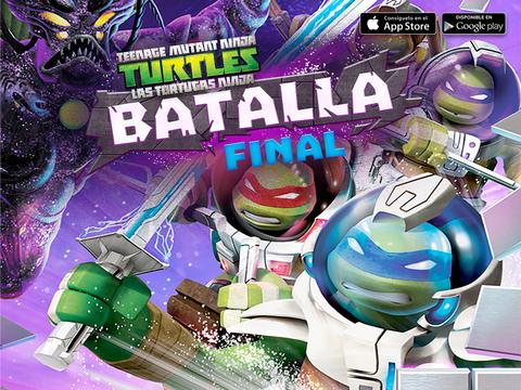 TMNT: Batalla Final