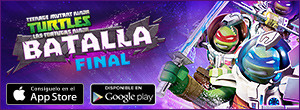 COMMERCIAL BUTTON TMNT BATALLA FINAL