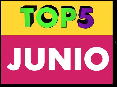 Lo mejor de Nick Play | Short | Top 5 de Junio en Nick Play
