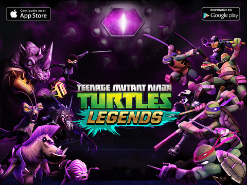 Tortugas Ninja: Legends