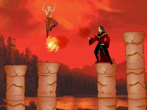 Avatar: La leyenda de Aang - El Poder del Rey Fénix