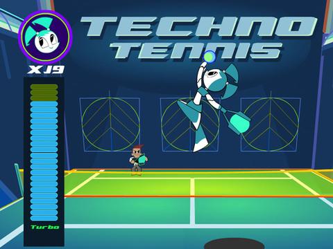 La Robot Adolescente - Tecno Tenis