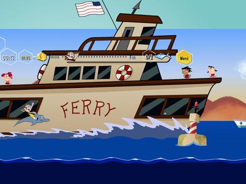 Mighty B!: La Súper Abeja - Desafío en Delfín