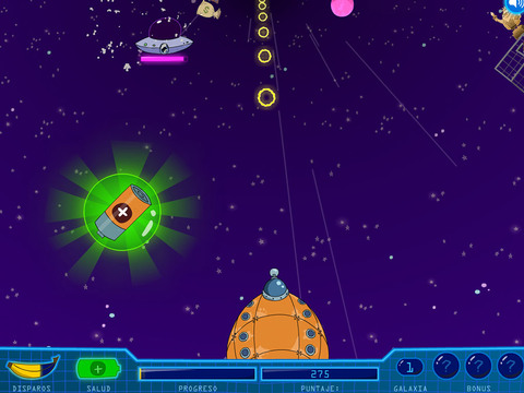 Rocket Monkeys: Misión de monos