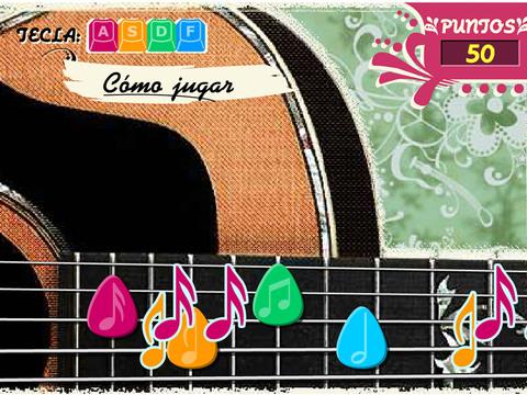 Súper Natural - Diosa de la guitarra