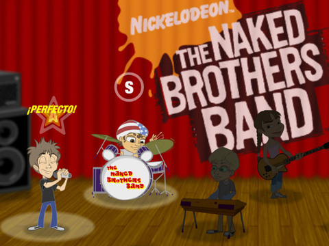 The Naked Brothers Band - ¡Listo para Rockear!