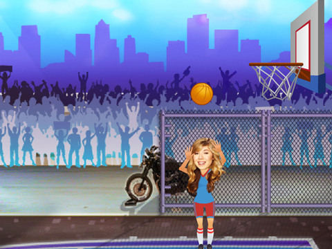iCarly - El desafío de basket de Sam