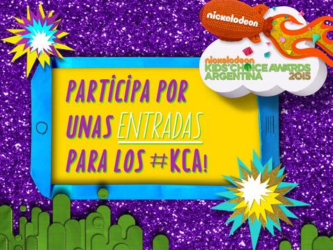 ¡GANA ENTRADAS PARA LOS KCA ARGENTINA 2015!
