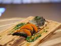 Super profissional e bem elaborado! Esse prato consagrou Uziel Utrera como o grande vencedor de Food Hunters.