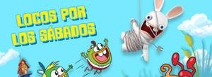 COMMERCIAL BUTTONS SÁBADOS ANIMADOS