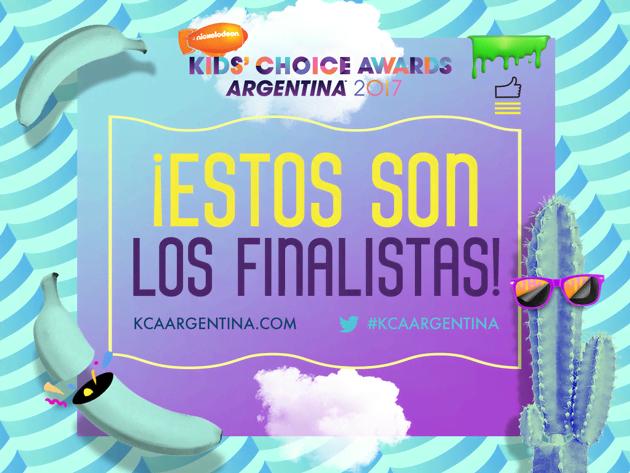 ¡VOTA A LOS NOMINADOS!