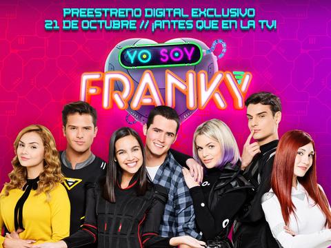 ¡VUELVE FRANKY!