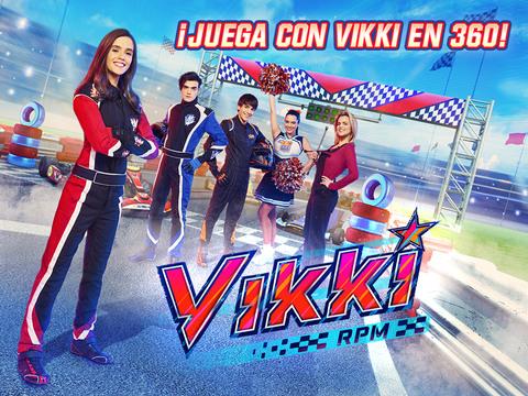 ¡VIVE #VIKKIRPM EN 360!