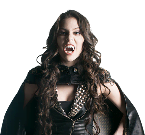 Chica Vampiro Personajes