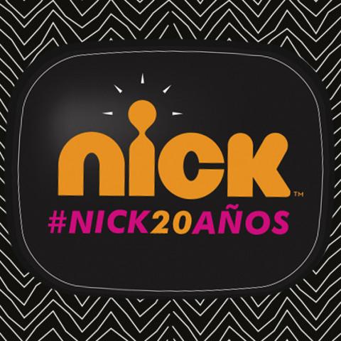 Nick Retro 20 Años