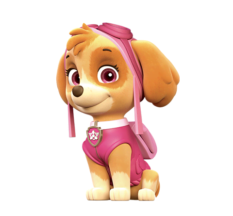 paw patrol skye character main 550x510 png height 0 amp width 480 amp matte