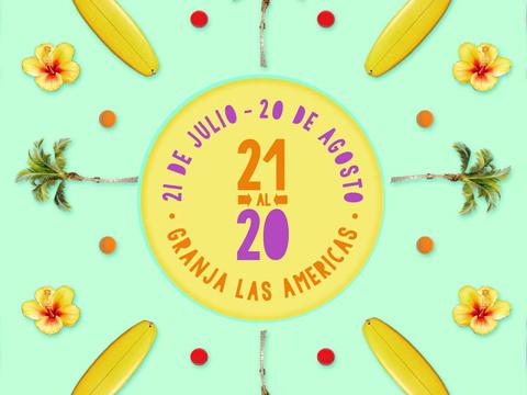 Verano Nick 2017 | ¡Ven a Granja Las Américas!