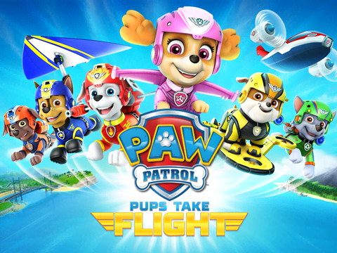 PAW Patrol: Pups Take Flight