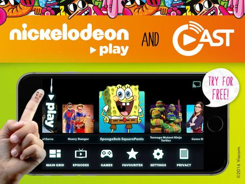 Nickelodeon Play - Download Now!