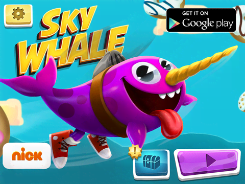 SKY WHALE FOR ANDROID