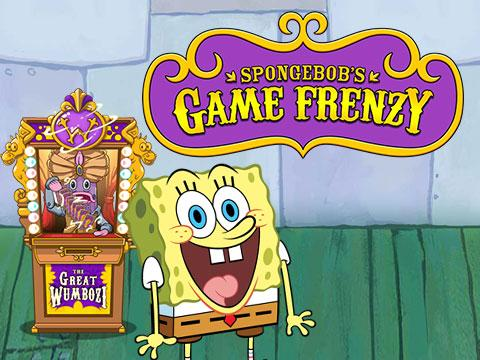 SpongeBob's Game Frenzy
