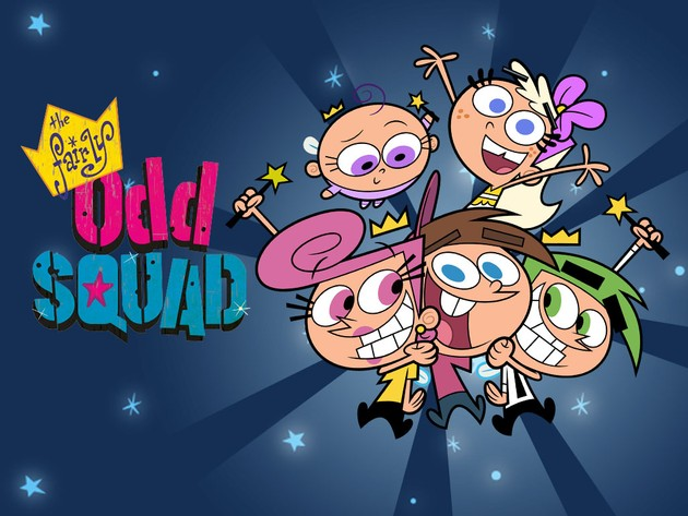 The Fairly OddSquad
