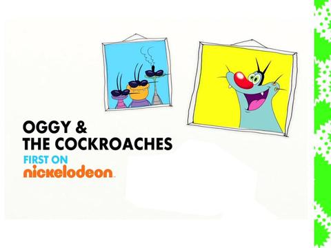 Oggy and the Cockroaches starts on Jan 5!