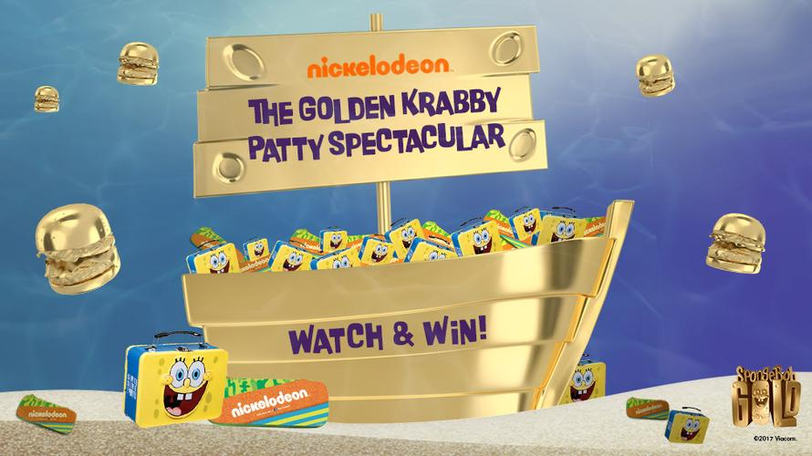 The Golden Krabby Patty Spectacular Contest