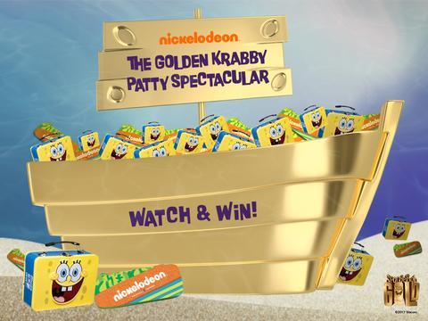 The Golden Krabby Patty Spectacular Contest