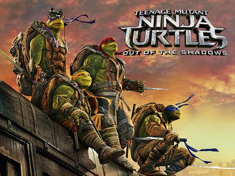 Teenage Mutant Ninja Turtles 2 Movie Contest
