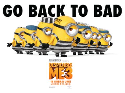 Despicable Me 3 Movie Contest