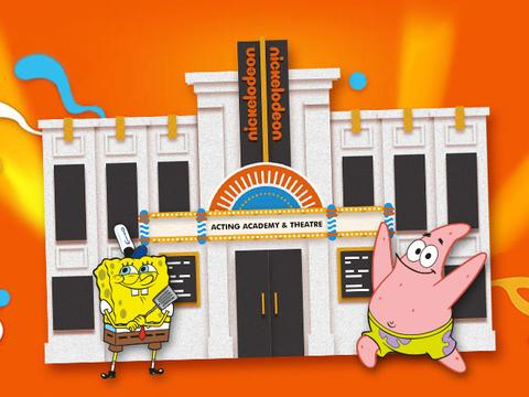 Nickelodeon Acting Academy and Theatre | KidZania Singapore