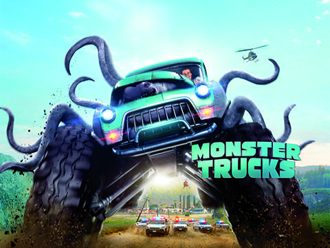 Monster Trucks Movie Contest