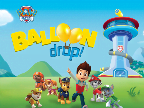 PAW Patrol: Balloon Drop