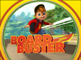 ALVINNN!!! and The Chipmunks: Board Buster