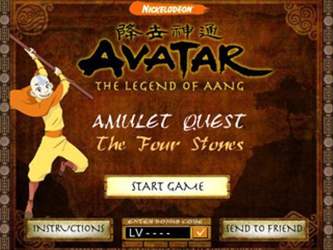 Avatár   Amulet-küldetés
