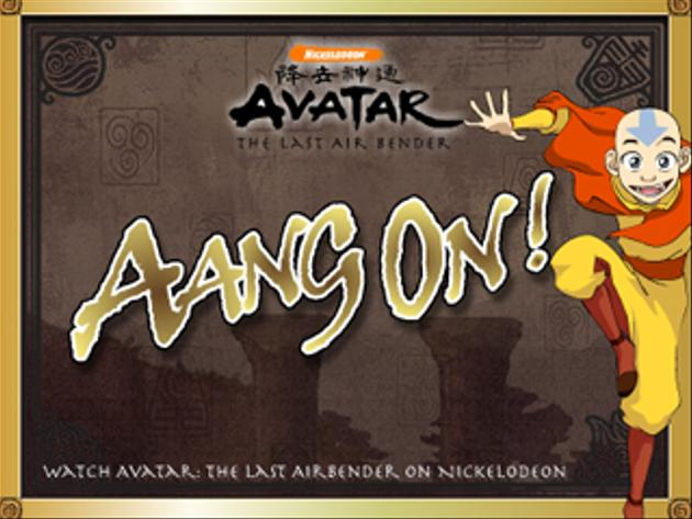 Avatar: Aang On!