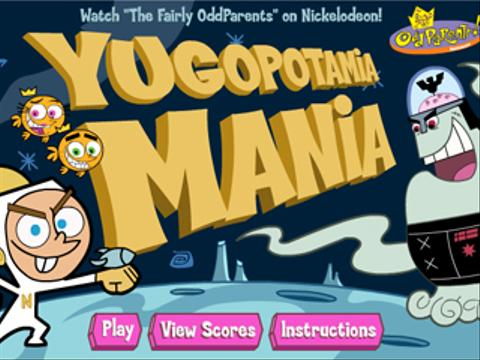 The Fairly OddParents: Yugopotamia Mania