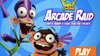 Fan Boy and Chum Chum | Arcade Raid