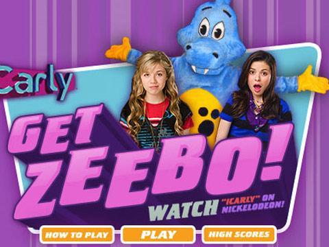 iCarly: Get Zeebo