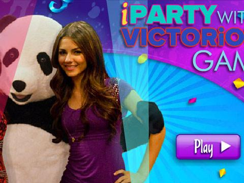 Victorious | iParty With Carly