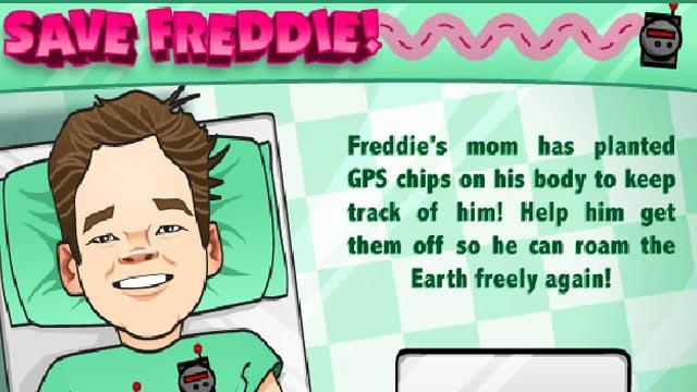 Icarly Freddie