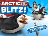 Penguins of Madagascar | Arctic Boot Camp Blitz