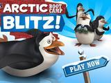 Penguins of Madagascar | Arctic Boot Camp Blitz