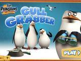 Penguins of Madagascar | Gull Grabber