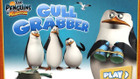 Penguins of Madagascar | Gull Grabber