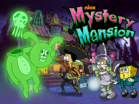 Nickelodeon Mystery Mansion