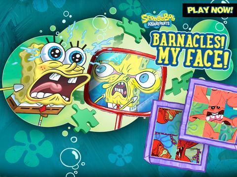 Spongebob SquarePants: Barnacles! My Face!