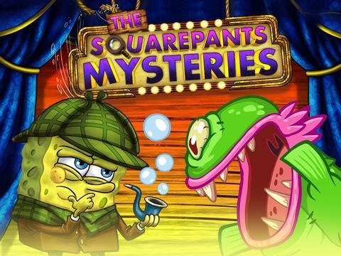 The SquarePants Mysteries